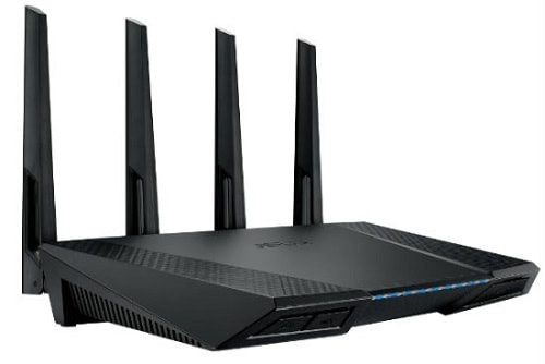 WiFi Combo Modem Router with Four Antennae