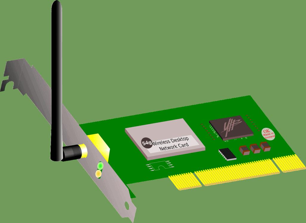 Wireless PCIE Card