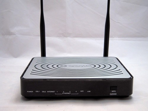 Century Link Wireless Router
