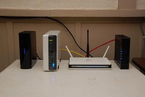 Separate Modems and Routers