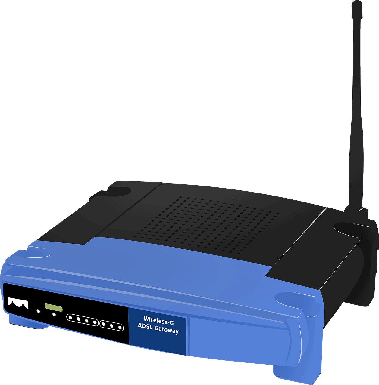 DD-WRT Router