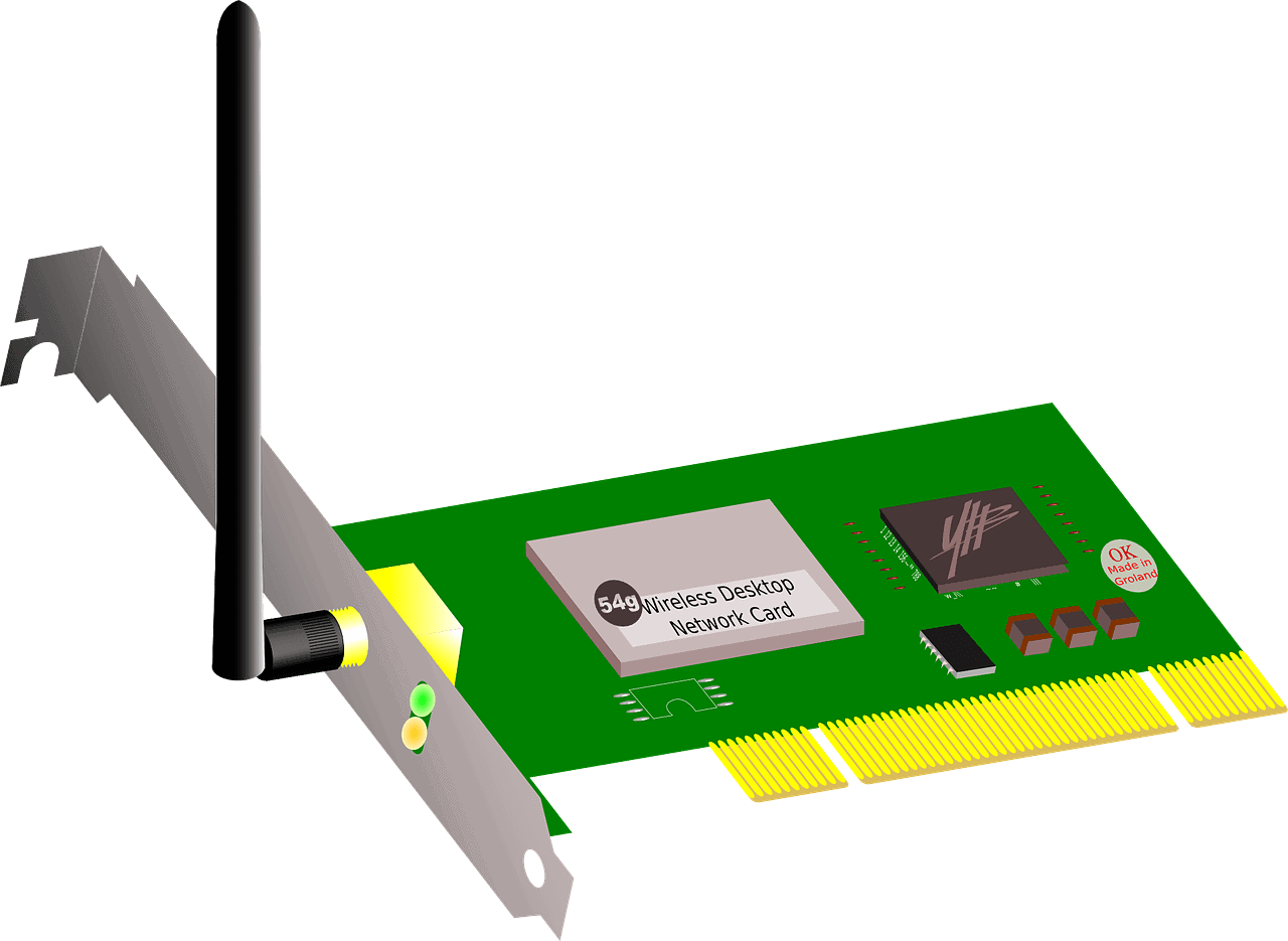 Wireless PCIE Card