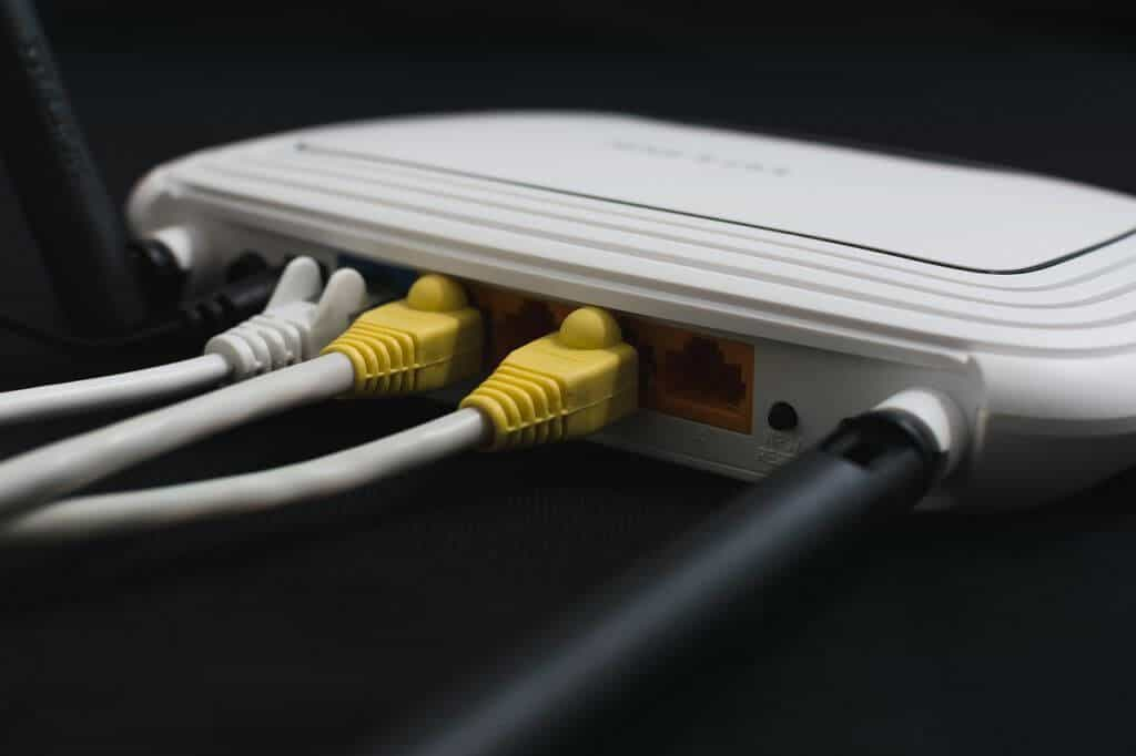 Wired Router