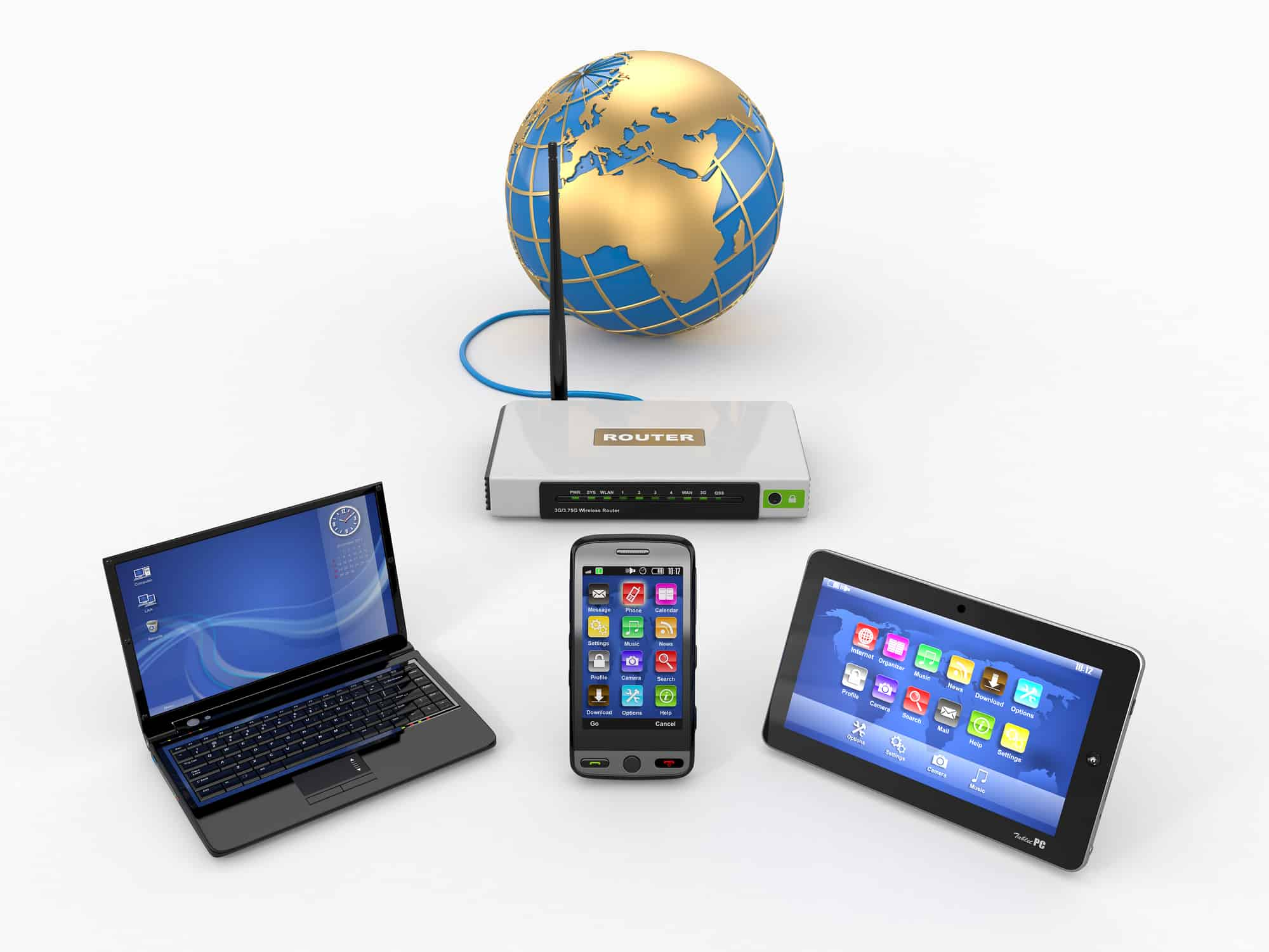 Eero Vs Google Wifi Vs Orbi Wifi Mesh Systems Comparison