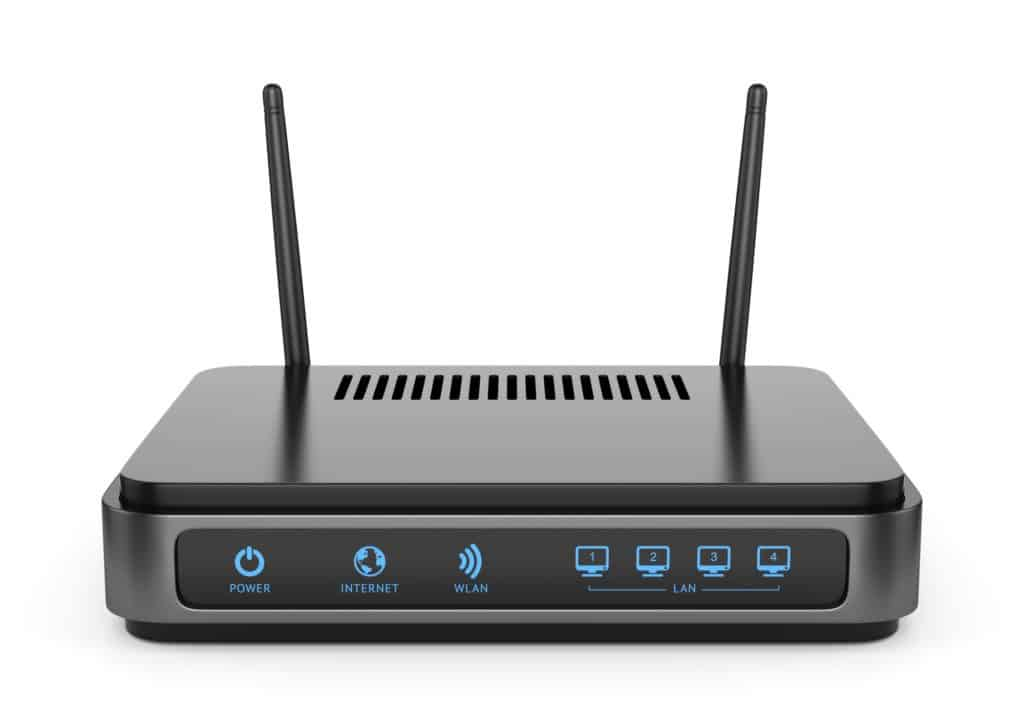 how to set up vpn to home modem