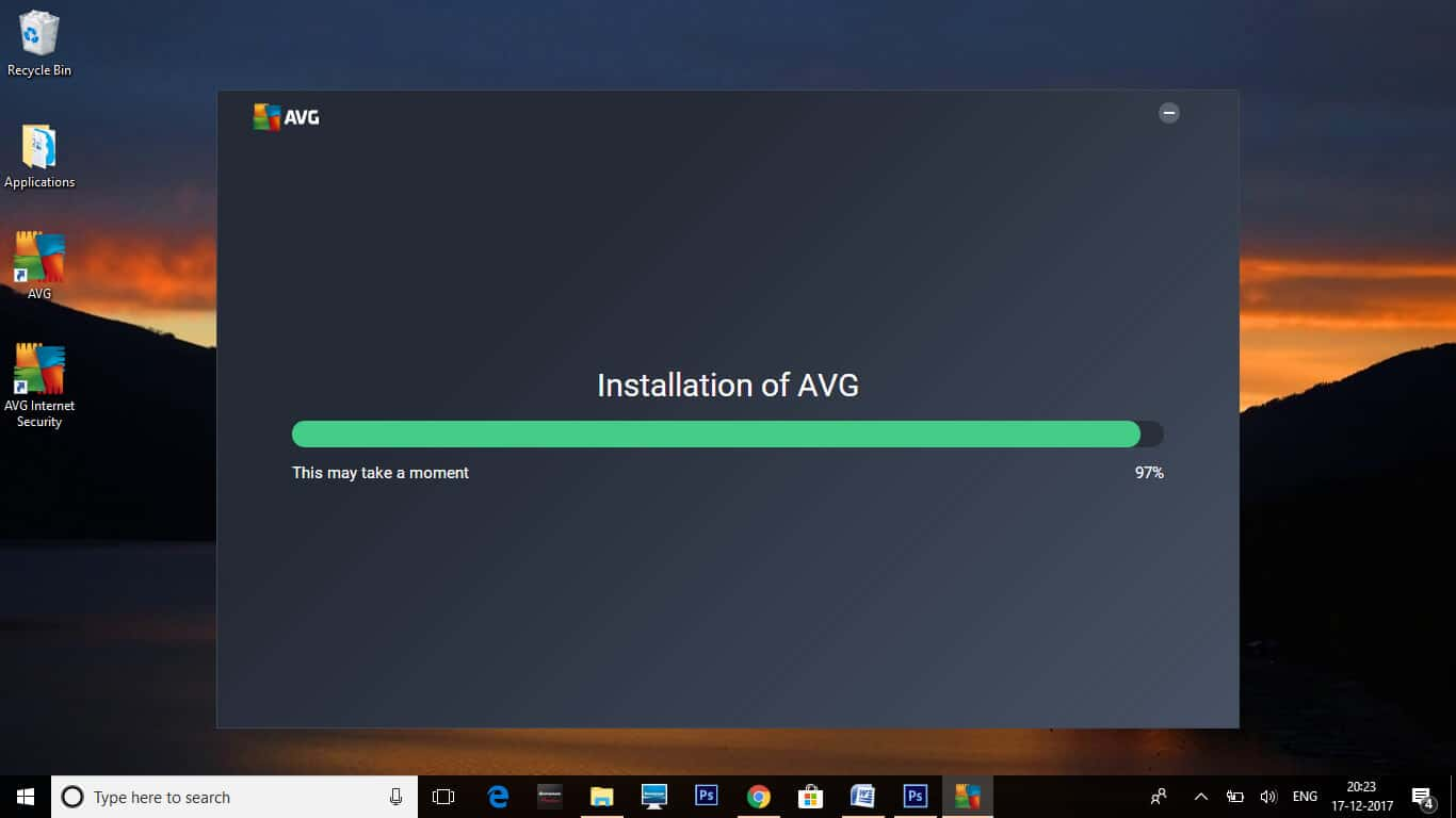 AVG Installation