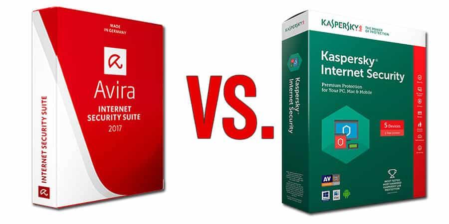 avira vs kaspersky comparison