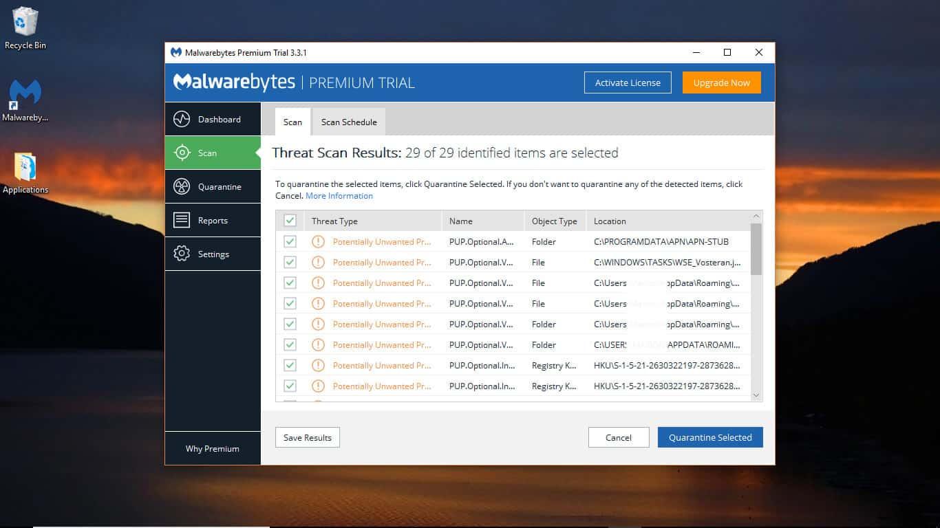 malwarebytes avast compatible