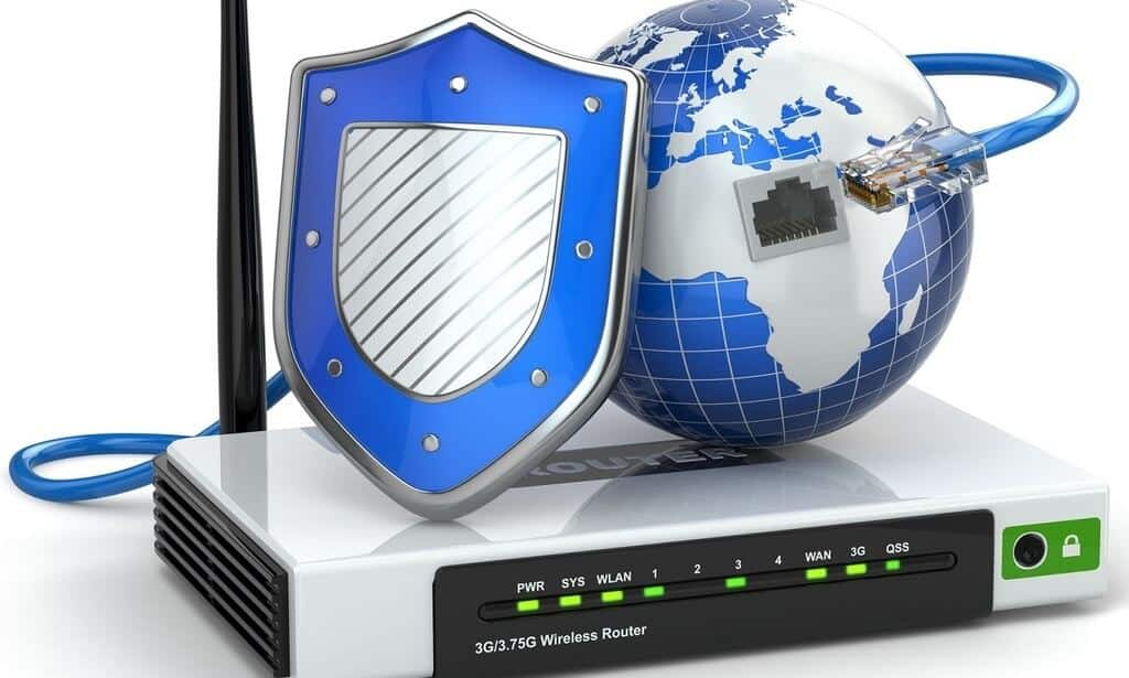 Wired Router Security