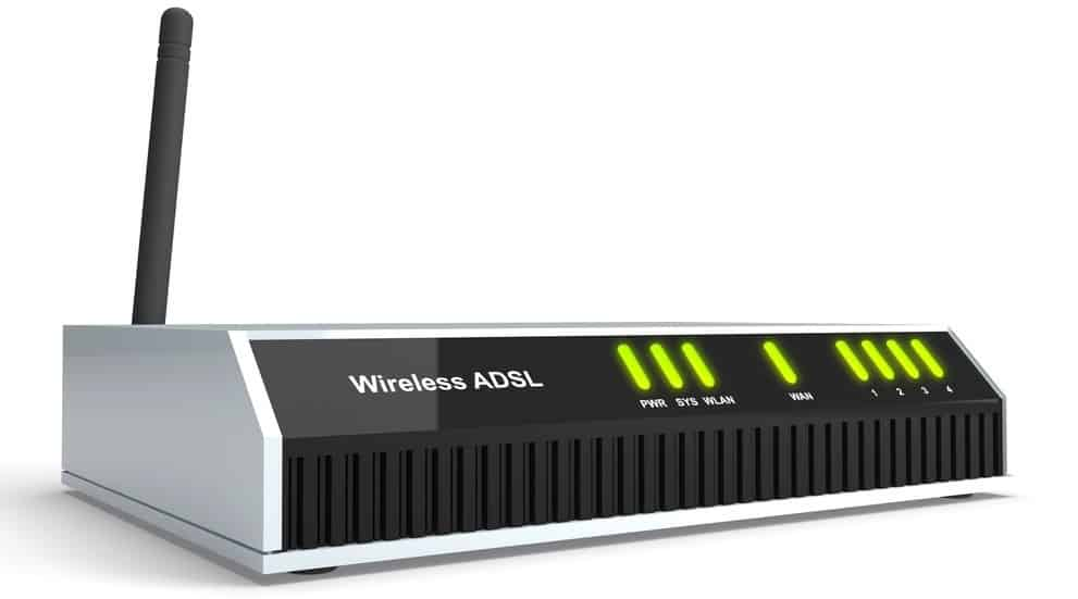 DSL Modem Router Combo Advantages