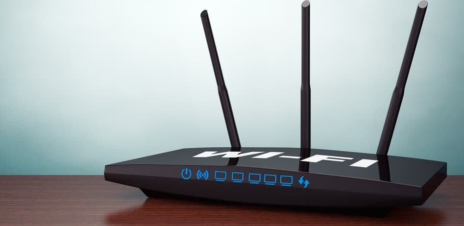 Xfinity Wireless Router