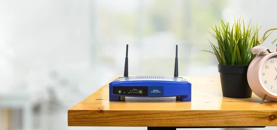 SuddenLink Wireless Routers